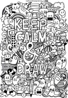 doodle art - naafinurrohma