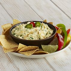 JALAPEÑO POPPER DIP...Charlie would love this!