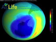 AIRLIFE te comenta. ¿qué daño provoca a la salud altas concentraciones de ozono en la atmósfera? Los efectos sobre la salud dependen de la cantidad de contaminantes fotoquímicos, flotantes en la atmósfera que provocan irritaciones oculares y respiratorias. http://airlifeservice.com/