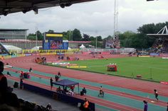 Crystal Palace Athletics Stadium