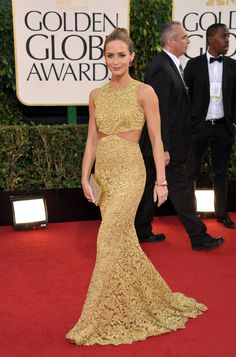 Golden Globes Red Carpet 2013