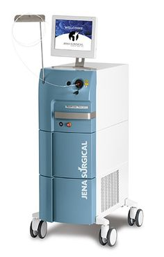 Thulium:Yag Laser combined with 1,470 nm wavelength Designed to improve your patient's Quality of life
