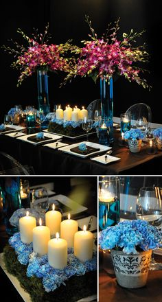 Image detail for -Magical Wedding | Glam Cakes, Unique Centerpieces, Celeb-Style Gowns ...