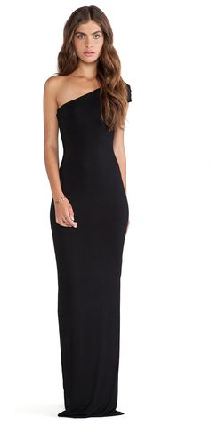 Black Evening Dress by Aq/Aq. Buy for $149 from Revolve Clothing