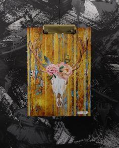 Deer clipboard