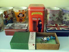 Presentes Papelópolis Canecas, latas, Kit Love