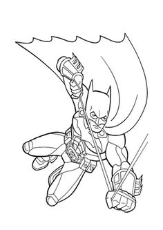 Printable Batman Flying Coloring Pages Printable. Who doesn't know Batman? Maybe all Dc fans and superhero movie fans must have heard at least this Batman figure. Batman is one of the most famous supe. Lego Movie Coloring Pages, Superman Coloring Pages, Spiderman Coloring, Barbie Coloring Pages, Valentine Coloring Pages, Cartoon Coloring Pages, Animal Coloring Pages, Coloring Book Pages, Coloring Pages For Kids