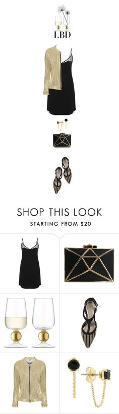 """""""libation"""" by collagette ❤ liked on Polyvore featuring Topshop, LSA International, John Lewis, WearAll, Vince Camuto and LBD"""