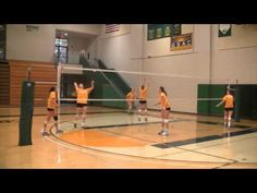 Dan Fisher 20 20 28 Warm Up Volleyball Drill