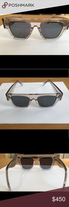 7b9088ebcc6b7 CELINE - Rectangular Sunglasses in Acetate The finest luxury sunglasses  from French Ready-Wear brand