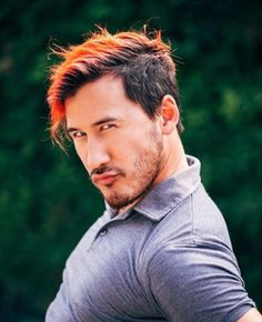 Sexy bitch, look at that duck face. Mark And Ethan, Jack And Mark, Darkiplier, Septiplier, To Youtube, Youtube Stars, Youtube Gamer, Pewdiepie, Markiplier Memes