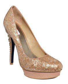 RACHEL Rachel Roy Shoes, Keedan Platform Pumps - Pumps - Shoes - Macy's