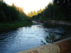 Yakima River looking East