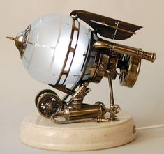 Flying Machine lamp