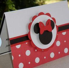 Tarjeta Minnie