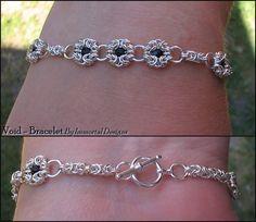 Void - Bracelet by ~immortaldesigns on deviantART