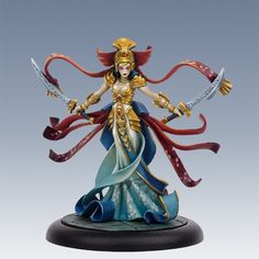 Himiko from Studio McVey. That's some paint job for a 4cm figure.