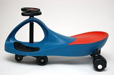 Gift idea for kids - Simply turn the steering wheel, and away you go!