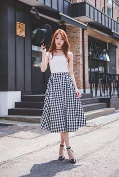Image of: Summer Streetstyle joannechan00 Korean Girl Fashion Cute Asian Fashion Korean Street Fashion 1085 Best  Images In 2019 Korean Fashion