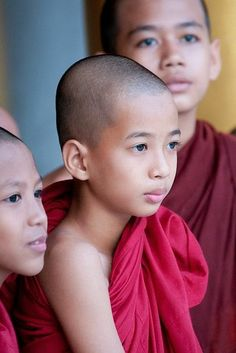 "I say Let's Go : ""I spent ten years as a Buddhist Monk but today I ..."