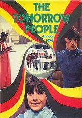 The Tomorrow People - I loved this show as a kid!