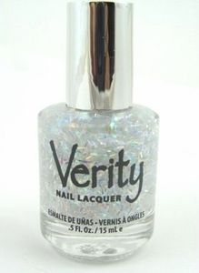 Verity Nail Lacquer - Jewels Glitz SE36 (Special Edition Mixed Glitters)