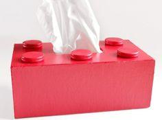 DIY Lego Tissue Box | DIY Creative Ideas