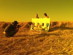 Bucolic-shooting for Les ateliers FLOWN - Courtesy Nicolas Roth