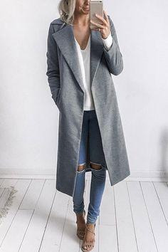 Noemi Long Coat