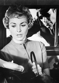 Do you have any vacancies? Actress Janet Leigh