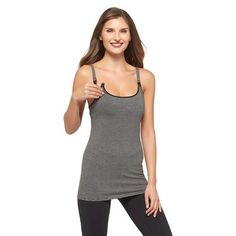 9a70f4da9609f Medela® Women s Slimming Nursing Cami with Removable Pads   Target ...