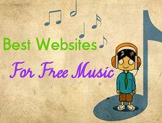 Top 10 Best Websites to download free Music