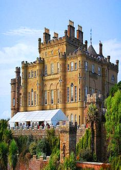Culzean Castle ~ dating from 1569, is a castle located on the Ayrshire coast of Scotland.