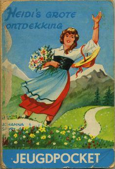 Heidi's grote ontdekking - Heidi big discovery. Paperback cover