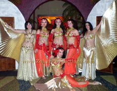 Moroccan Theme Party Belly Dancers | Flickr - Photo Sharing!