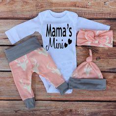 Mama's Mini 4 pc Sets