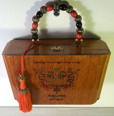 Toreador Cigar Box Purse