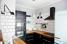kitchen-retro-mint-smeg-fridge