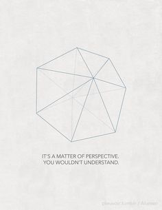 there is no fact, only a matter of perspective...