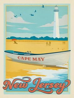 Anderson Design Group – The Coastal Collection – New Jersey: Cape May