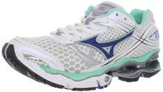 Mizuno Womens Wave Creation 13 Running Shoe