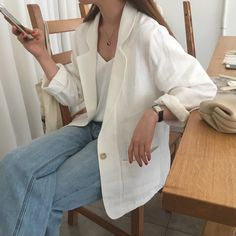 Here Are Some Awesome spring korean fashion 3892 Korean Fashion Minimal, Korean Fashion Trends, Korean Street Fashion, Modest Fashion, Fashion Outfits, Womens Fashion, Fashion Ideas, Casual Outfits, Cute Outfits