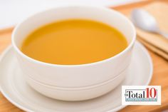 Total 10 Vegetable Broth: Sip this broth up to 3 to 4 cups total throughout the day to stay slim and satisfied.