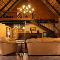 Giraffe - Lounge Area