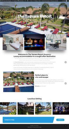 Tamara Resort Bangsaray, Pattaya, Thailand - Luxury Accommodation Luxury Escapes, Pattaya Thailand, Luxury Holiday, Portfolio Web Design, Holiday Resort, Luxury Accommodation, Villas, Perfect Place, Building