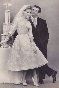 1960s…the kind of dress I wanted...
