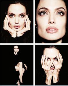 Angelina perfección