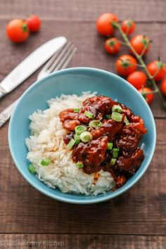 Super easy 5 ingredient honey garlic chicken served with rice! I love these kind of dishes where you can just throw the ingredients in your multicooker/slow cooker and it becomes a very delicious meal! Minimal effort, yet you still get warm and tasty food. And this is definitely better than a take out that you...Read More »