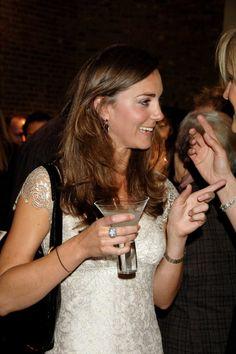 Pin for Later: Verblüffend: So hat sich Kate Middleton in den vergangenen 10 Jahren verändert 2007