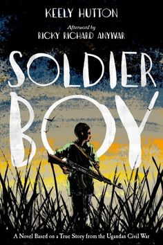 Based on a true story, two young boys, in 1987 and 2006, are kidnapped to serve as child-soldiers in Uganda. YA F HUTTON Keely SOL #book #fiction #ya #historical #biographical